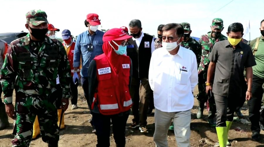 Jk Minta Prioritaskan Pembersihan Dampak Banjir